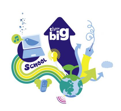 Logo ThinkBig School