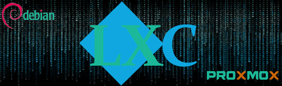 LXC Venet Konfiguration bei Proxmox 4