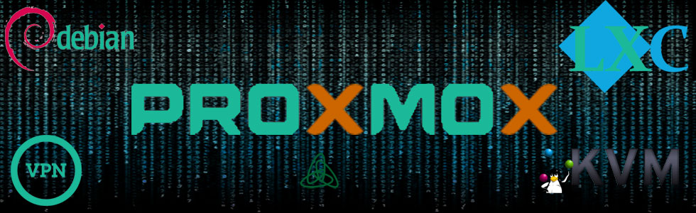 Anleitung: In Proxmox vServern TUN/TAP bei openVZ Instanzen aktivieren