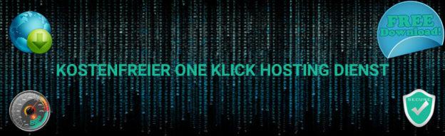 1 klick hosting